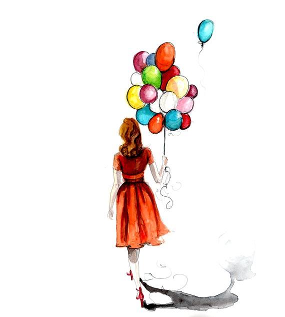 Телефон приколы, картинки с шариками воздушными и цветами рисованные