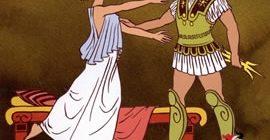 Амфитрион и Алкмена-Мифы и легенды Древней Греции