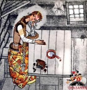 Артельные мужички - сказка Паустовского