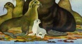 Белый котик-Авторские