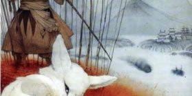 Большой праздник белой лисы-