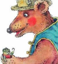 Братец Медведь и Сестрица Лягушка-Авторские