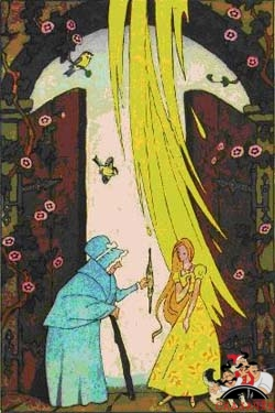 Госпожа Метелица (Госпожа Вьюга)