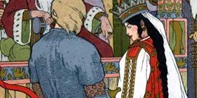 Иван-царевич и Марфа-царевна-Народные