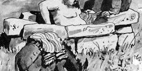 Как Алдар-Косе наказал жадного муллу-