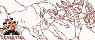 Как Язон вспахал, засеял и сжал ниву Ареса-Мифы и легенды Древней Греции