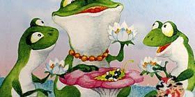 Как лягушки чай пили-Цыферов Геннадий