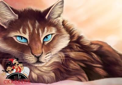 Кошка Машка