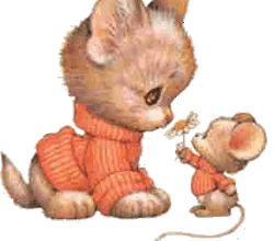 Кот и мыши-Авторские