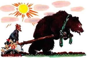 сказка Медведь-половинщик читать Даль