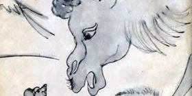 Мышь и верблюд-