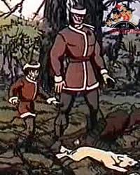 Про охотника и его сына