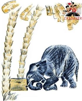 Житков про слона читать