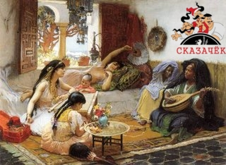Рассказ первого евнуха (ночь 39)