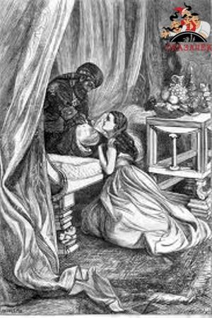 Рассказ первой девушки (ночи 17-18)