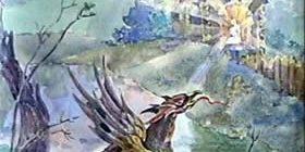 Рождение богатыря-Народные