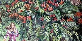 Тюльпанное дерево-Жуковский Василий Андреевич