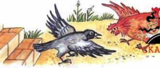 Ворона и Курица-Авторские