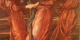 Яблоки Гесперид (11 подвиг Геракла)-Мифы и легенды Древней Греции