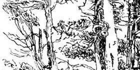 Заячьи лапы-Паустовский К. Г.