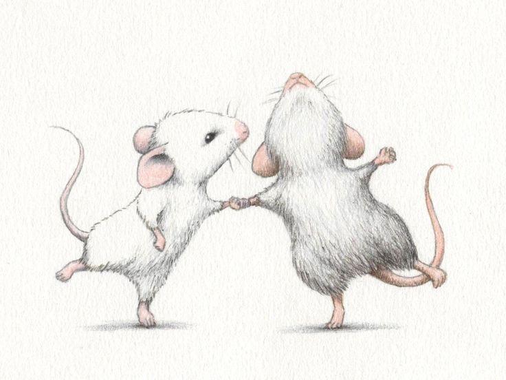 картинки о любви мышки доски