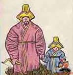 Боролдой-Мерген и его храбрый сын