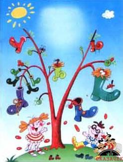 Что сделала Мура, когда ей прочли сказку «Чудо-дерево»