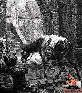 Чванливый лошак