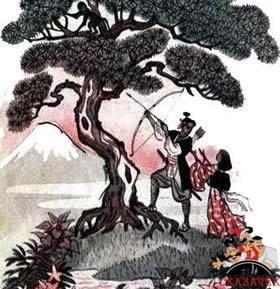 Девочка, вьюн и обезьяна