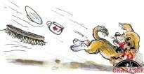 Федорино горе щенок посуда