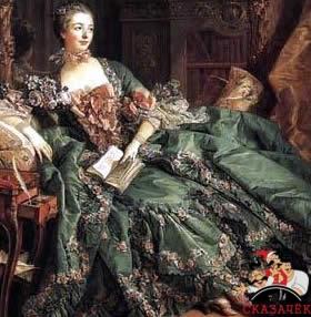 Госпоже де Монтеспан
