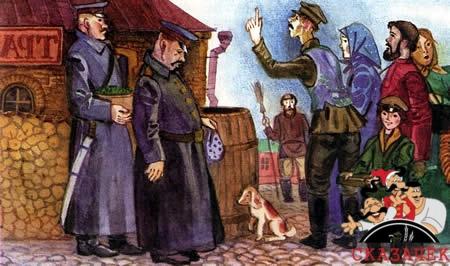 Хамелеон - рассказ Чехова