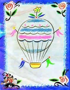 Как Знайка придумал воздушный шар