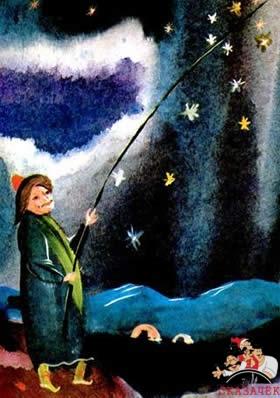 Как пастух Тархас проучил хана-бездельника