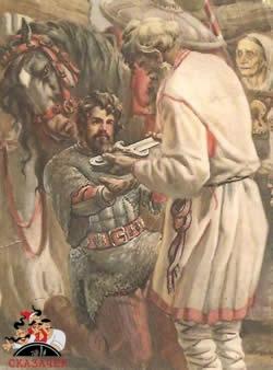 Князь Роман и Марья Юрьевна