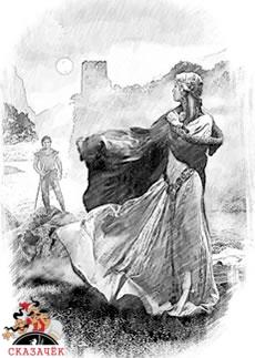 Королева Урака и пять мучеников