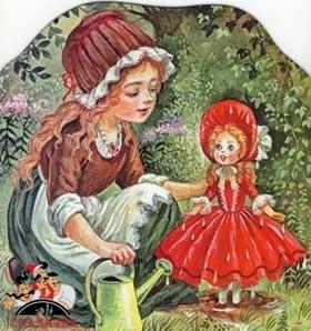 Мирабель читать сказку Астрид Линдгрен