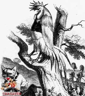 Петух и лиса