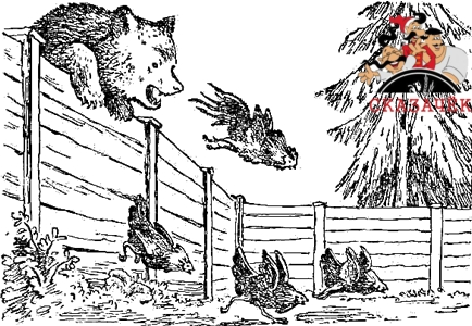 Сказка Корнейя Ивановича Чуковского - Путаница Рис. 3