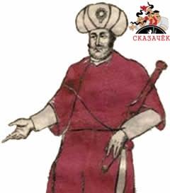 Рассказ первого календера (ночи 11-12)