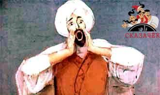 Синдбад-мореход крикнул