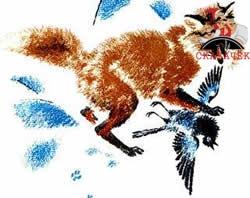 Снежная книга сказка Бианки
