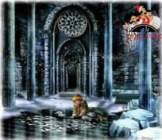 Кай в замке снежной королевы