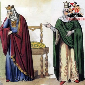 Ссора королев