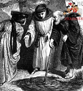 Третейский судья, брат милосердия и пустынник