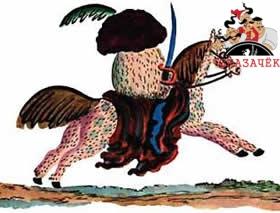 Война грибов с ягодами сказка Даля
