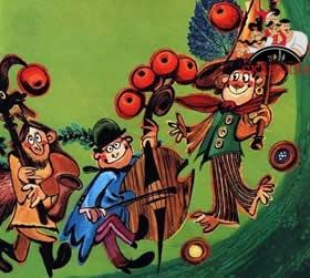 читать сказку Волшебник Пумхут и нищие дети Пройслера