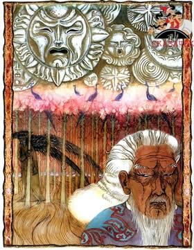 Зенги-баба сказка