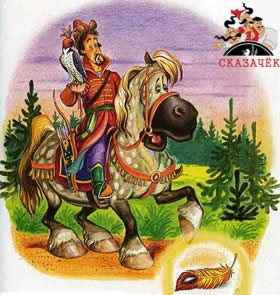 Иллюстрация 2 Жар-птица и Василиса-царевна...
