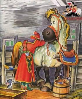 Иллюстрация 5 Жар-птица и Василиса-царевна...